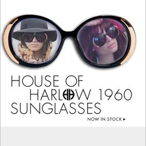 Authentic house of Harlow Sunnies!