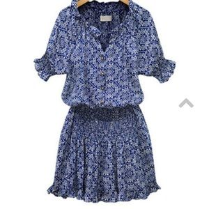 Goodnight Macaroon Bohemian print cotton dress