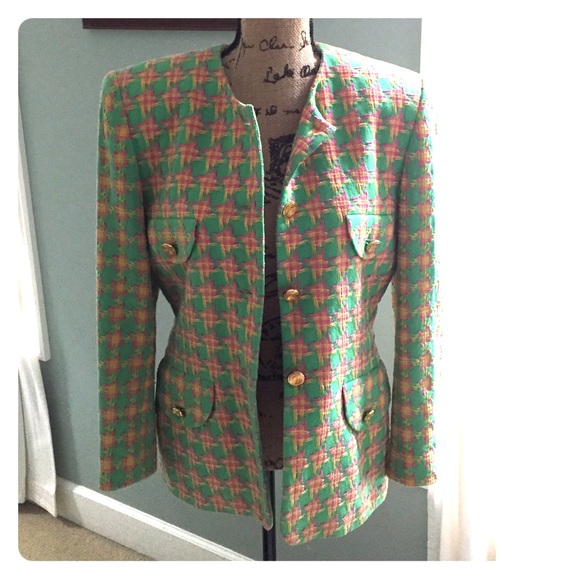 Escada Jackets & Coats - Escada by Margetha Ley Blazer/Jacket