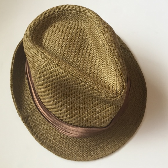 f909b95af57 Macahel Accessories - Straw fedora from Spitalfields Market