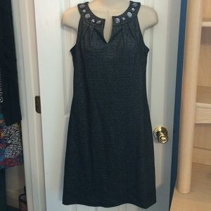 Muse gray sparkly dress- size 4