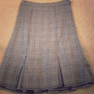 Urban Outfitters wool skirt