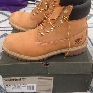 Chaussures Timberland Hommes Taille 8 wUeuN