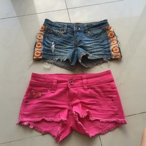DOLLHOUSE shorts BUNDLE