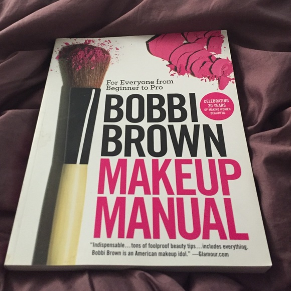 Makeup Bobbi Brown Manual Poshmark