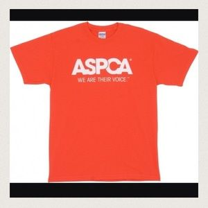 0345dd29a6 American Apparel Tops - 🐺ASPCA T-shirt 🐈 make an offer!⬇️