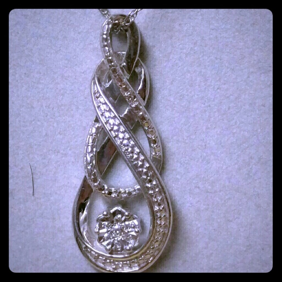 15 off zales jewelry zales diamond accent pendant from for Where is zales jewelry