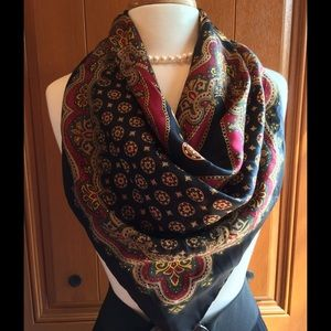 Accessories - Beautiful Silk Scarf