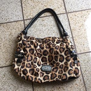 Gia Milani Handbags - Leopard Purse