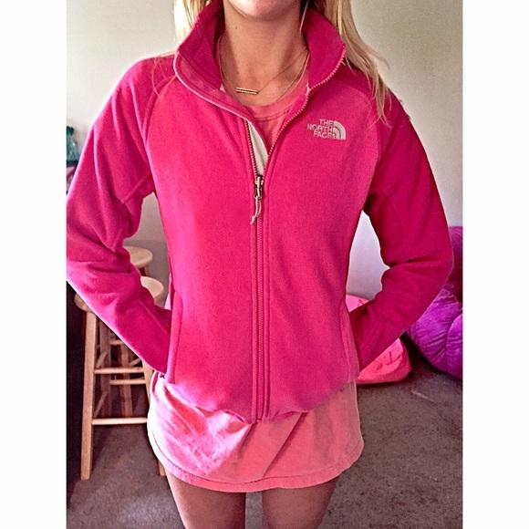822700893c7b Women s North Face Palmeri fleece jacket. M 55da4ab6522b454fc301c98d
