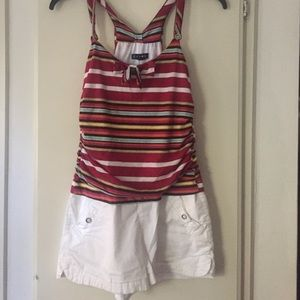 Other - Colorful summer romper
