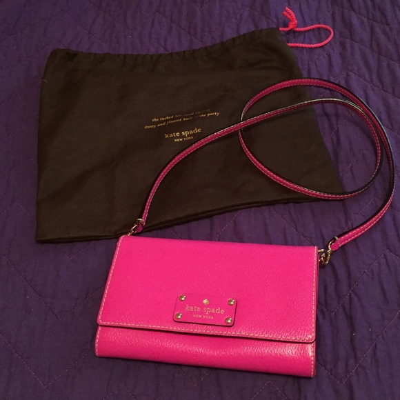 kate spade Handbags - Kate Spade Wellesley crossbody purse