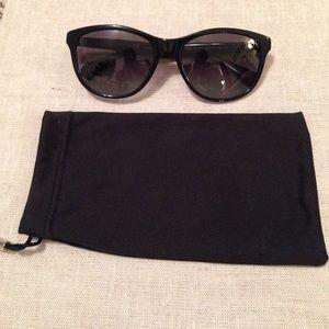 Dolce & Gabbana black sunglasses