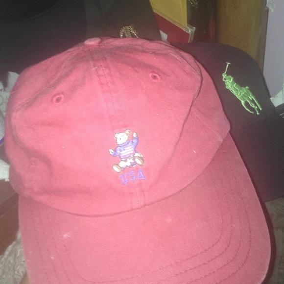 ... Lauren Teddy Bear Hat. M 55da60a15a49d0485d01d4e7 a3be96f427e