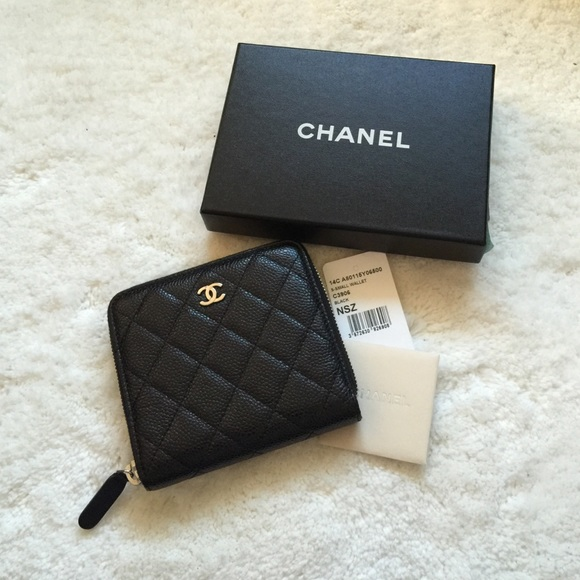 9cf05de4ec36f5 Chanel Small Wallet Women's | Stanford Center for Opportunity Policy ...