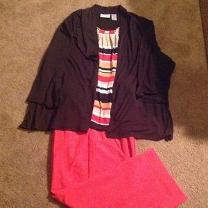 Tops - Two Piece Outfit