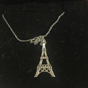 Eiffel Towe Necklace