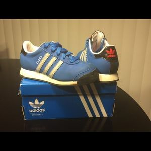 Adidas Samoa C Blue/Gray/Black