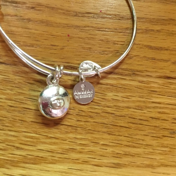 38 alex ani jewelry never worn alex and ani charm