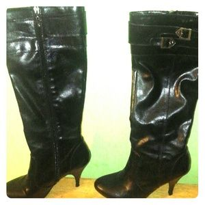 Fergalicious boots by fergie !