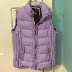 Napapijri Jackets & Blazers - Napapijri Light Purple Vest