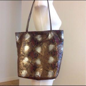Carlos Falchi Fatto A Mano  Handbags - Carlos Falchi Fatto A Mano Sholder bag