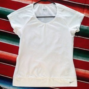 Nike FitDry top