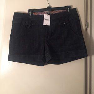 Denim - Denim shorts
