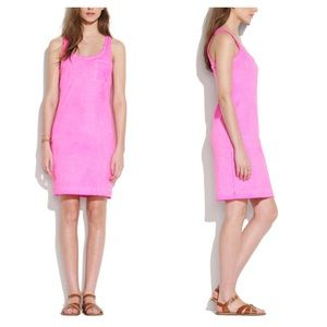 Madewell Dresses & Skirts - Vintage Wash Neon Pink Dress