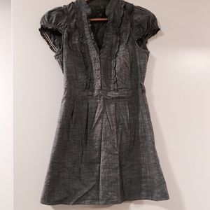 Anthropologie chambray tunic