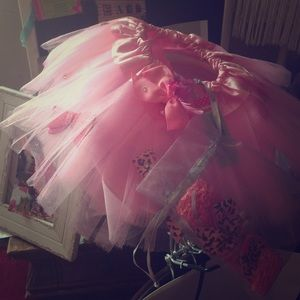 Other - Handmade baby tutu ..Made with Love!