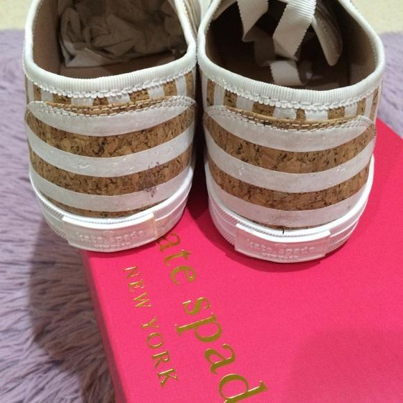31 kate spade shoes kate spade lodero white stripe