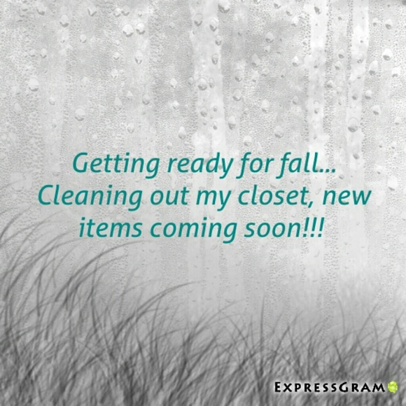 Getting ready for the fall n a from tierra 39 s closet on for Getting ready for fall