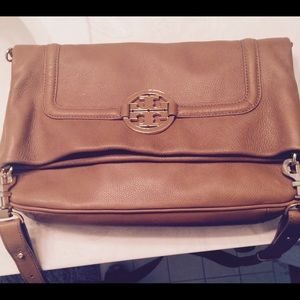 Tory Burch Amanda Flap Crossbody Handbag