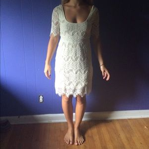 Never worn Pins and Needles lace dress