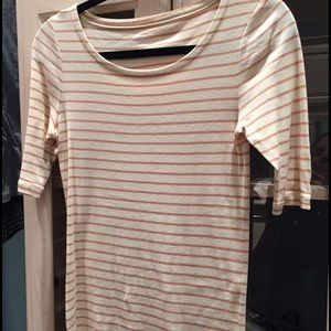 J Crew Perfect Fit Striped T