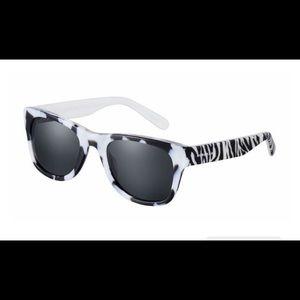Authentic Burberry Zebra Sunglasses