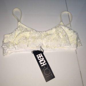 Beach riot bikini top