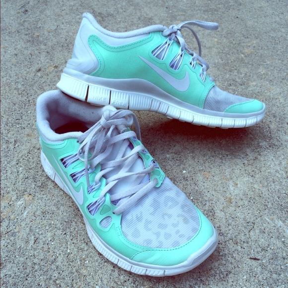 5fcdd95f8420c0 Nike Shoes - Women s custom Nike Free 5.0  PENDING ...