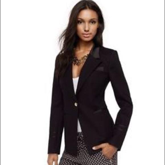 dda5964ab81b FLASH SALE ⚡️Juicy Couture Black Addison Blazer