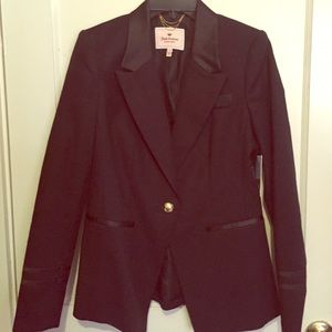 Juicy Couture Pitch Black Addison Jacket