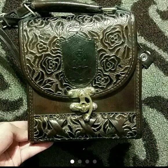 3a5095660dc6e5 Dina jordan Handbags - Dina jordan vintage purse