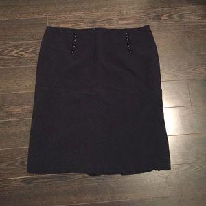 AGB Dresses & Skirts - Navy work skirt