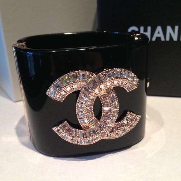 Jewelry - Chanel cuff bracelet 92df926eb112