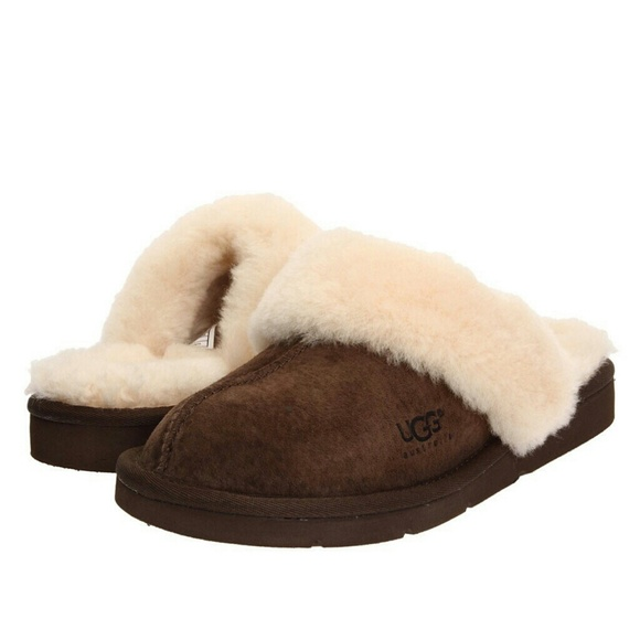 4b8e41433 Ugg Womens Cozy Ii Slippers Black - cheap watches mgc-gas.com