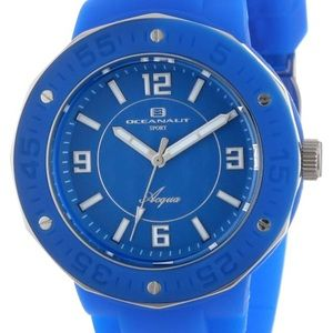 "Oceanaut Accessories - Oceanaut Watch- Women's ""Acqua"" Stainless Steel"