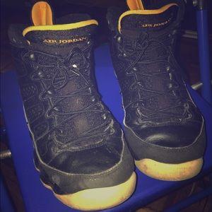90d37b9f2c1685 Jordan Shoes - •SALE• Air Jordan 9 retro Black Citrus