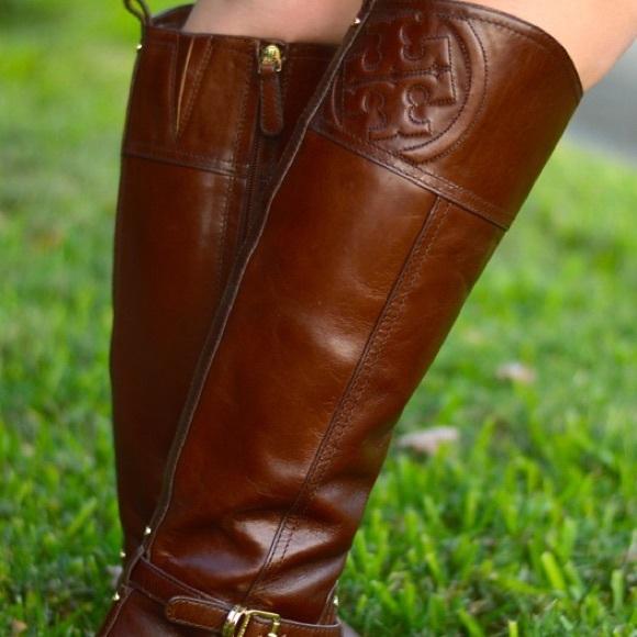 6b0adb33360c Tory burch Marlene boots. M 55dc900cf739bc408f028673