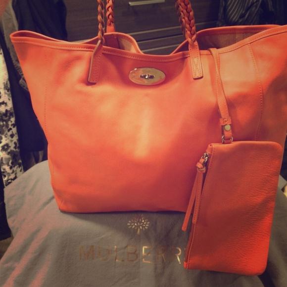 45b519f3abc0 ... new style mulberry dorset tote brand new 86876 73e4b