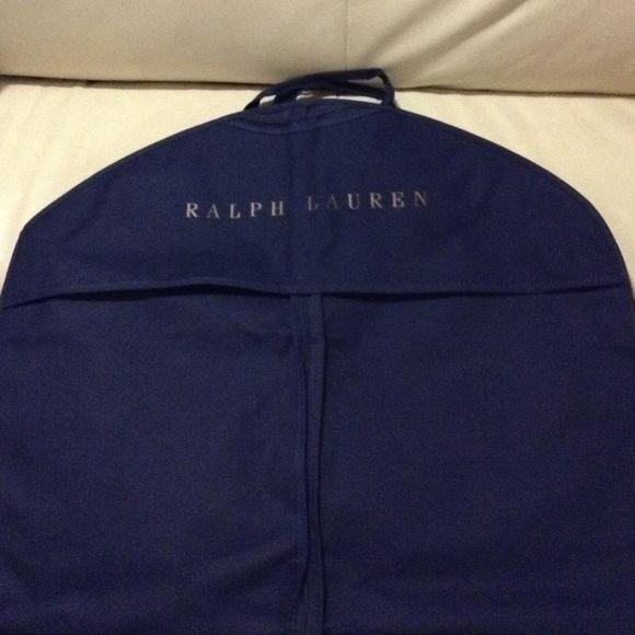 fd6938e31460 Authentic Ralph Lauren garment bag. M 55dca6a678b31c4cbe0290ab